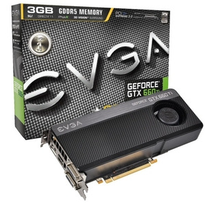 Photo of EVGA GeForce GTX 660 Ti+ 3GB Graphics Card