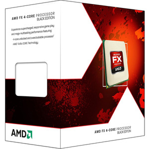 Photo of AMD FX-4130 CPU