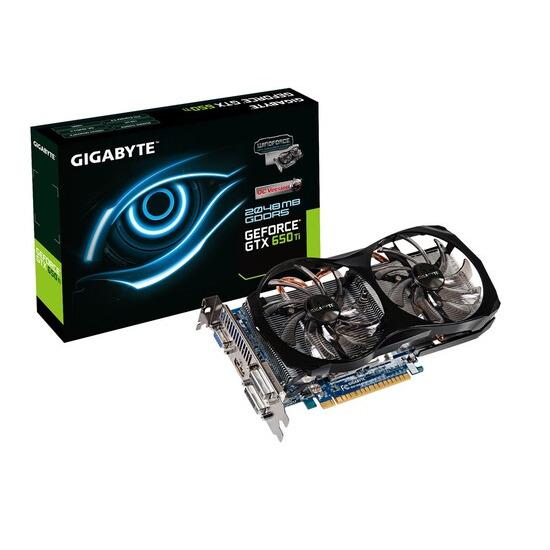 Gigabyte GTX 650 Ti OC 2GB
