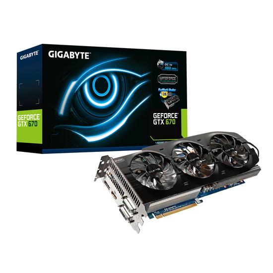 Gigabyte GV-N670OC-4GD