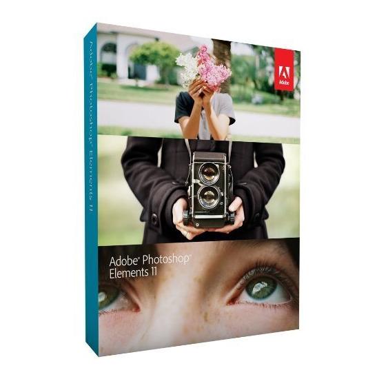 Adobe Photoshop Elements 11 Upgrade Version