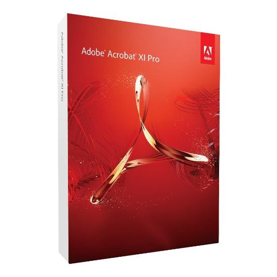 Adobe Acrobat XI Pro Upgrade (Mac)