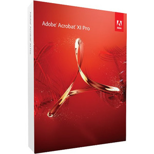 Photo of Adobe Acrobat XI Pro (PC) Software