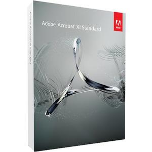 Photo of Adobe Acrobat XI Standard (PC) Software