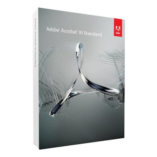 Adobe Acrobat XI Standard (PC)