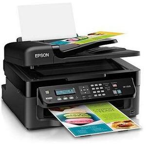 Photo of Epson Workforce WF-2520NF Printer