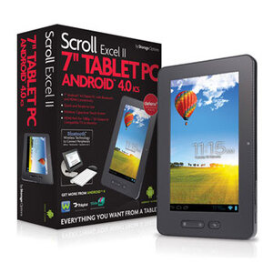Photo of Scroll Excel 2 Tablet PC