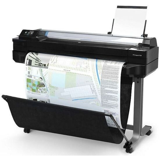 HP Designjet T520 914mm inkjet plan printer