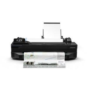 Photo of HP DESIGNJET T120 610MM INKJET Plan Printer Printer