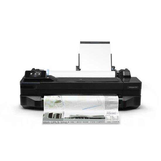 HP Designjet T120 610mm inkjet plan printer