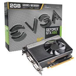 EVGA GTX 650 2GB 02G-P4-2653-KR Reviews