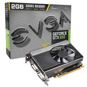 Photo of EVGA GTX 650 2GB 02G-P4-2653-KR Graphics Card