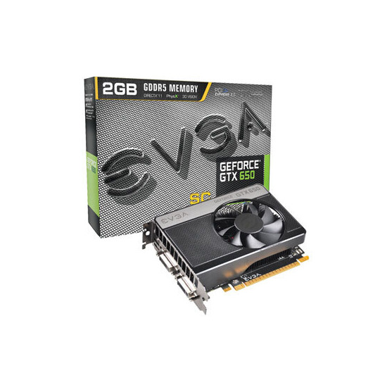 EVGA GTX 650 2GB 02G-P4-2653-KR