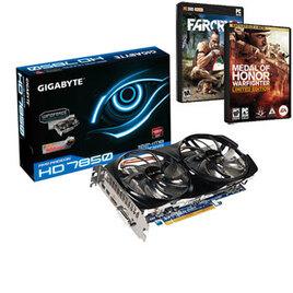 Gigabyte HD 7850 1GB  Reviews