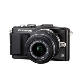 Olympus PEN Lite E-PL5 with 14-42 mm and 40 -150mm Lens Reviews