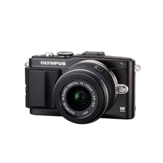Olympus PEN Lite E-PL5 with 14-42 mm and 40 -150mm Lens