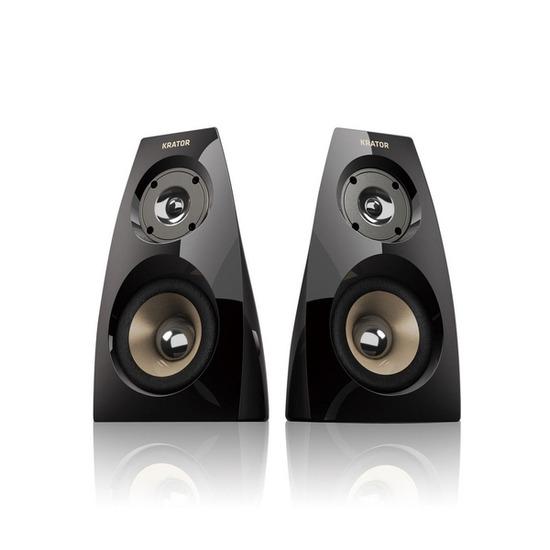 KRATOR Neso 4 Iconic 2.0 PC Speakers