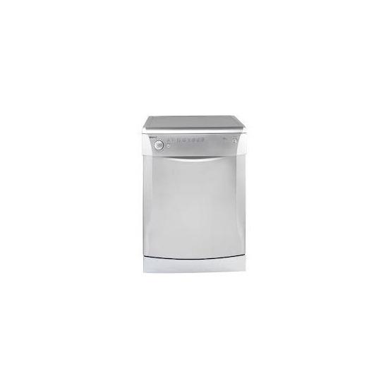 Beko DWD5412S 12 Place Full Size Dishwasher