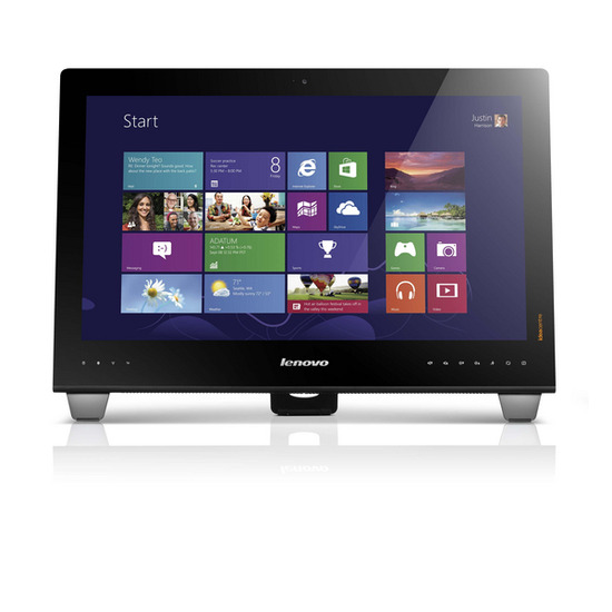 "Lenovo B340 21.5"" Touchscreen All-in-One PC"