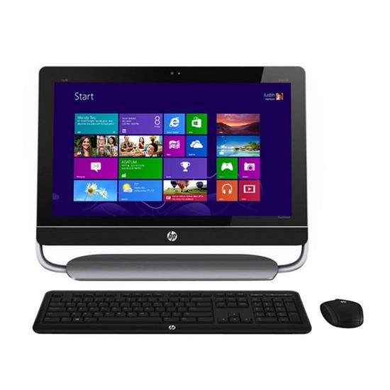 HP Envy TouchSmart 23-d090ea
