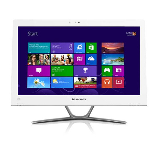 "Lenovo C445 21.5"" All-in-One Desktop PC"