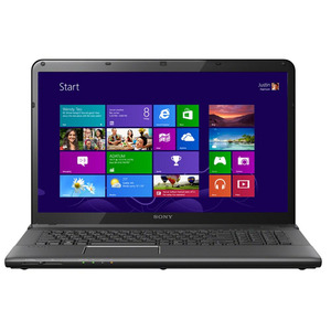 Photo of Sony VAIO E Series SVE1712Z1EB.CEK Laptop