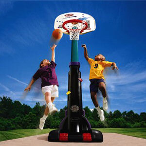 Photo of Easy Store Basketball Set Toy