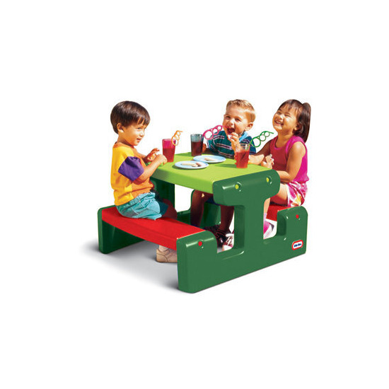 Large  Picnic Table Evergreen