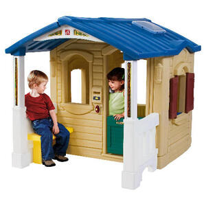 Photo of STEP2 Playful Porch Playhouse Toy
