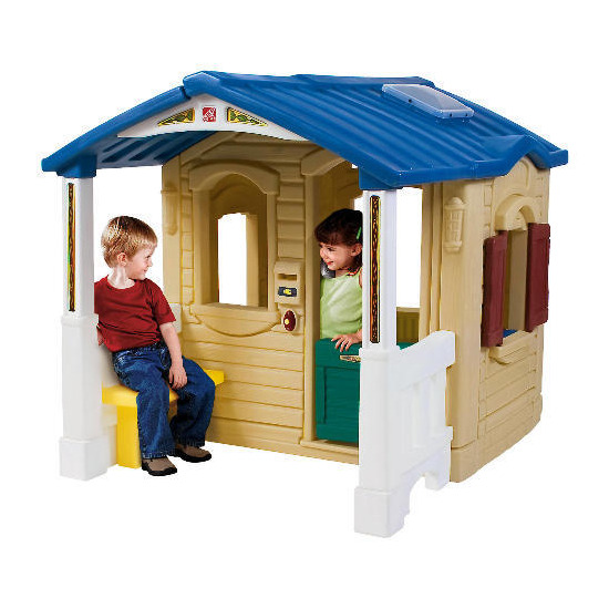 Step2 Playful Porch Playhouse