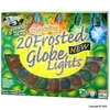 Photo of Three Kings 20 BULBs Frosted Globe Lights Lighting