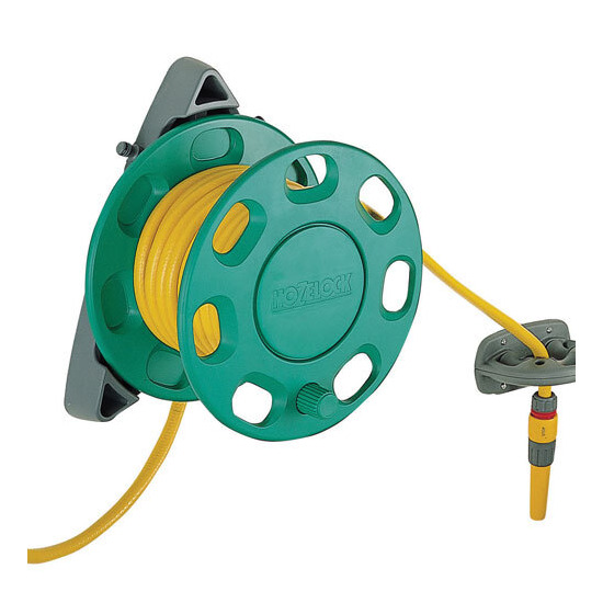HozeLock Hose Reel Guide and Fitting