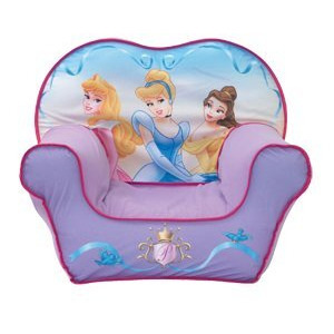 Photo of Disney Princess Chair Furniture