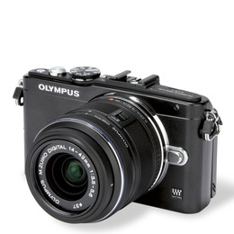 Olympus PEN Lite E-PL5 with 14-42 mm Lens Reviews