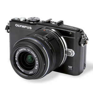 Photo of Olympus PEN Lite E-PL5 With 14-42 mm Lens Digital Camera