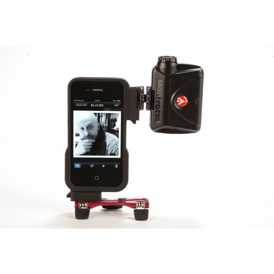 MANFROTTO KLYP Case iPhone 4 / 4S
