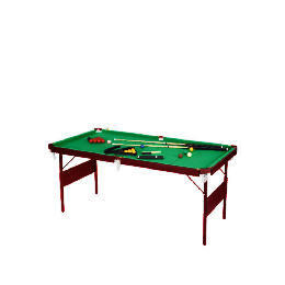 Stephen Hendry Championship Snooker Table - 5' Reviews