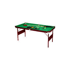 Photo of Stephen Hendry Championship Snooker Table - 5' Pool Table