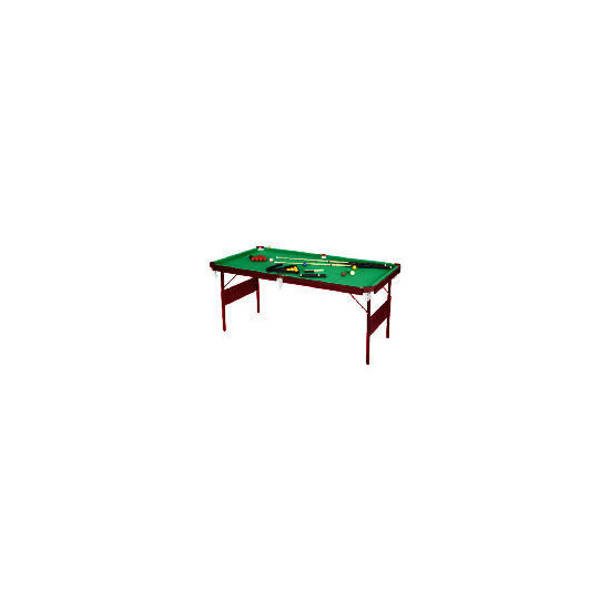Stephen Hendry Championship Snooker Table - 5'