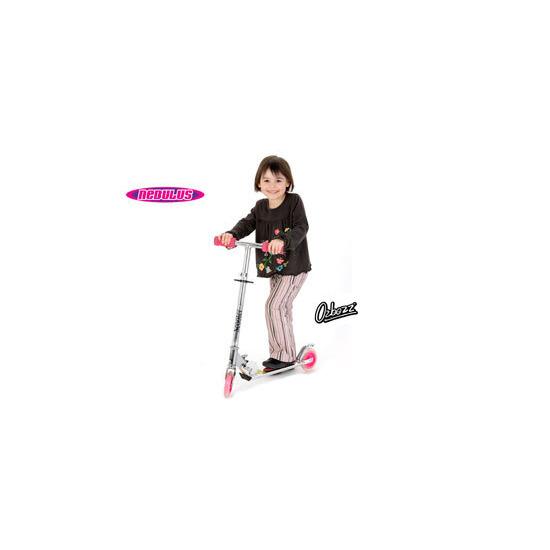 Pink Nebulas Scooter