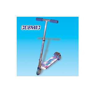 Photo of Cosmic Flashing Deck Scooter Scooter