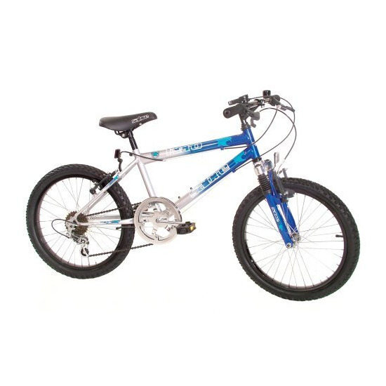 "Universal Hero 20"" 6 Speed Boys Mountain Bike"