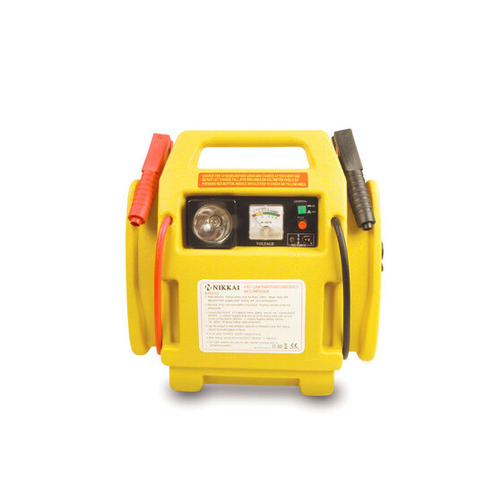 Rolson 12V Jump Start With Air Compressor