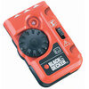 Photo of Black & Decker Manual Pipe and Live Wire Detector Tool