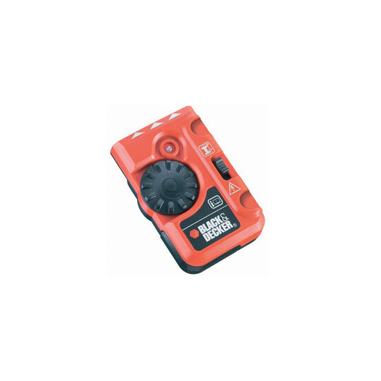 Black & Decker Manual Pipe And Live Wire Detector