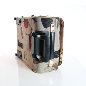 Photo of Cat Design Luggage Bag Luggage