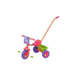 Photo of Dora Trike With Parent Handle Toy
