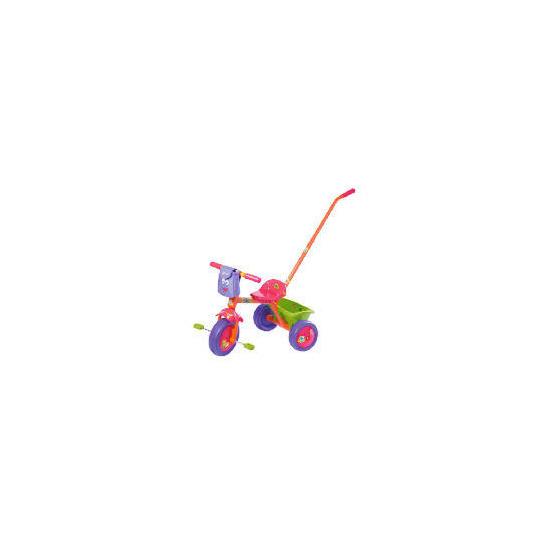 Dora Trike With Parent Handle