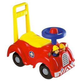 Fireman Sam Ride-On Jupiter Fire Engine Reviews