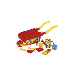 Photo of Bob The Builder Wheelbarrow Set Toy